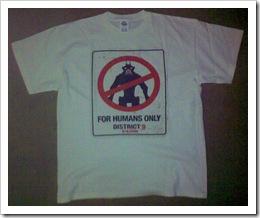 district9 tshirt