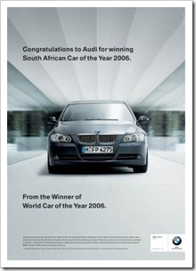 BMW Ad (Click to enlarge)