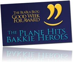 GWF-Plane Hits Bakkie Heroes