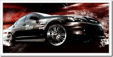 The Edge Chevy Lumina V8