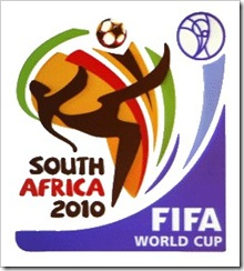 FIFA(c) World Cup South Africa 2010 Logo [pic credit: www.fifa.com]