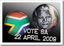 Vote in South Africas' 2009 General Elections - 22 April 2009