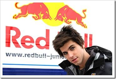 Jaime Alguersuari: Red Bull Racing will give him the youngest set of Formula 1 wings ever [Pic source: wikipedia.com/jaimealguersuari]