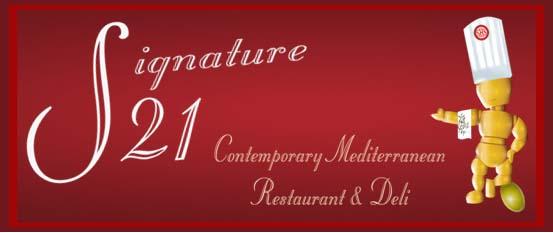 Signature 21 Logo