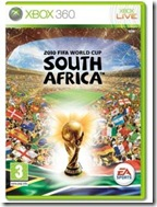 Pre-Order EA Sports 2010 FIFA World Cup South Africa for XBox 360 at Kalahari.net