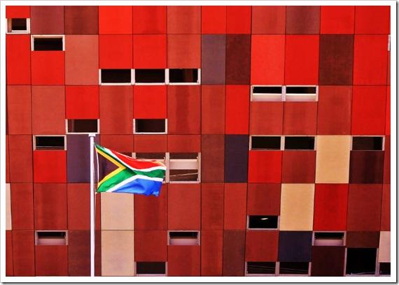 Flying the Flag (c) Greg Pillhofer, 2010