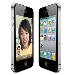 The new iPhone 4 - Sure is pretty!