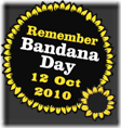 Remember National Bandana Day 12 October 2010