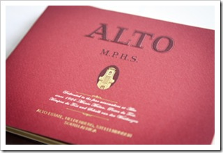 Alto MPHS brochures