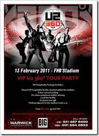 U2 VIP JHB-r100
