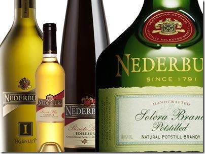 nederburg veritas 2010 wines