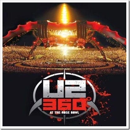Win this U2 360 Degree Live DVD