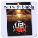 Click Here to Win with BlaBla - U2 360 Degree Concert DVD