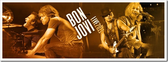 Bon Jovi Live 2011 in South Africa