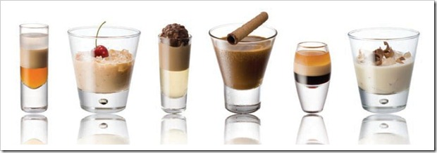 Amarula Cocktails - Ours may not look as good, but they do taste just as good!