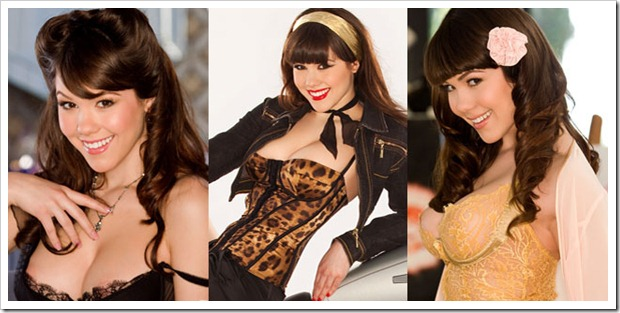 Claire Sinclair - Playboy Playmate of the Year 2011