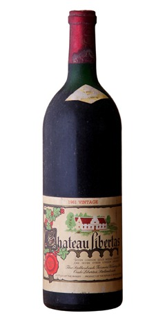 Chateau Libertas 1961