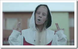 Baby, Yolandi Visser is on Fire!