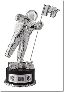 MTV VMA Moonman Award